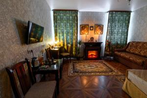 Kon-Tiki Boutique Hotel, Bed & Breakfasts  Sankt Petersburg - big - 10