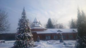 Туристский комплекс Заимка, Гузятино