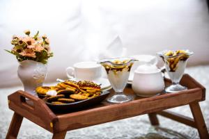 Kon-Tiki Boutique Hotel, Bed & Breakfasts  Sankt Petersburg - big - 22