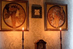 Kon-Tiki Boutique Hotel, Bed & Breakfasts  Sankt Petersburg - big - 23