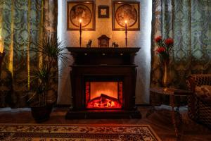 Kon-Tiki Boutique Hotel, Bed & Breakfasts  Sankt Petersburg - big - 28