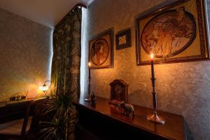 Kon-Tiki Boutique Hotel, Bed & Breakfasts  Sankt Petersburg - big - 29