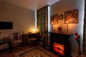 Kon-Tiki Boutique Hotel, Bed & Breakfasts  Sankt Petersburg - big - 30