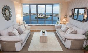 Sea View Luxury City Centre - Best Location, Apartmány  Galway - big - 32