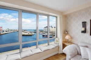 Sea View Luxury City Centre - Best Location, Apartmány  Galway - big - 31