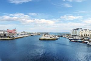 Sea View Luxury City Centre - Best Location, Apartmány  Galway - big - 9