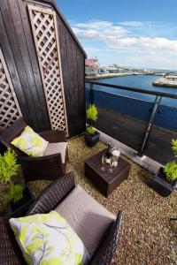 Sea View Luxury City Centre - Best Location, Apartmány  Galway - big - 6