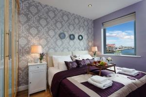 Sea View Luxury City Centre - Best Location, Apartmány  Galway - big - 3