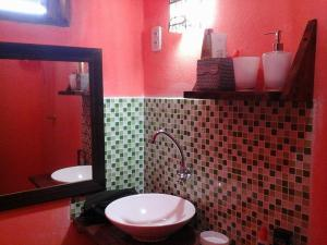 Casa Vela Icarazinho, Дома для отпуска  Icaraí - big - 46