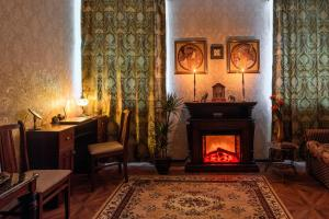 Kon-Tiki Boutique Hotel, Bed & Breakfasts  Sankt Petersburg - big - 73