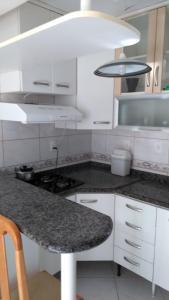 Residencial Bertoglio, Ferienwohnungen  Florianópolis - big - 44