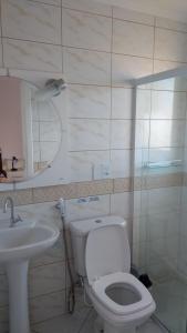 Residencial Bertoglio, Ferienwohnungen  Florianópolis - big - 39