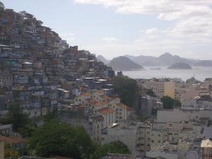 Pousada Favela Cantagalo, Penzióny  Rio de Janeiro - big - 26