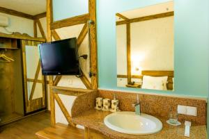 Orbita Boutique Hotel, Hotels  Shymkent - big - 46