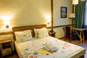 Orbita Boutique Hotel, Hotels  Shymkent - big - 48