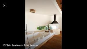 Casa Paraiso a beira-mar, Ville  Florianópolis - big - 11