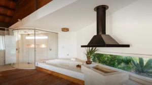 Casa Paraiso a beira-mar, Ville  Florianópolis - big - 14