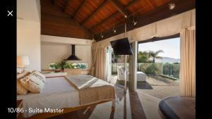 Casa Paraiso a beira-mar, Ville  Florianópolis - big - 15