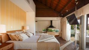 Casa Paraiso a beira-mar, Ville  Florianópolis - big - 5