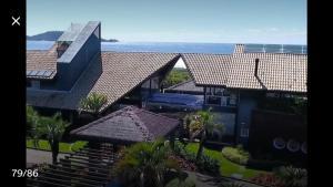 Casa Paraiso a beira-mar, Ville  Florianópolis - big - 17