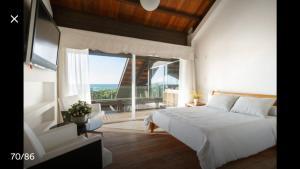 Casa Paraiso a beira-mar, Ville  Florianópolis - big - 22