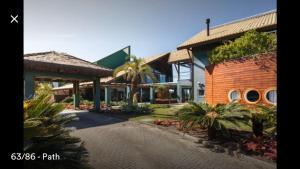 Casa Paraiso a beira-mar, Ville  Florianópolis - big - 28