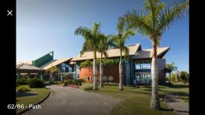 Casa Paraiso a beira-mar, Ville  Florianópolis - big - 29