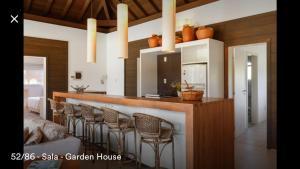 Casa Paraiso a beira-mar, Ville  Florianópolis - big - 35