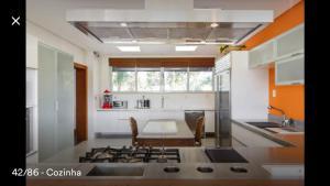 Casa Paraiso a beira-mar, Ville  Florianópolis - big - 43