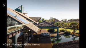 Casa Paraiso a beira-mar, Ville  Florianópolis - big - 45