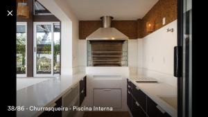 Casa Paraiso a beira-mar, Ville  Florianópolis - big - 47