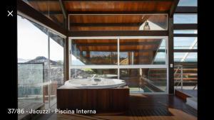 Casa Paraiso a beira-mar, Ville  Florianópolis - big - 48