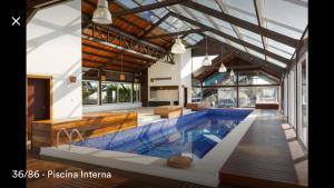 Casa Paraiso a beira-mar, Ville  Florianópolis - big - 49