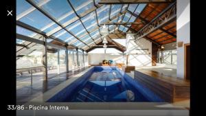 Casa Paraiso a beira-mar, Ville  Florianópolis - big - 51