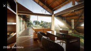 Casa Paraiso a beira-mar, Ville  Florianópolis - big - 54