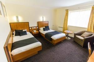 Padbrook Park Hotel, Szállodák  Cullompton - big - 7