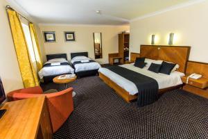 Padbrook Park Hotel, Szállodák  Cullompton - big - 19