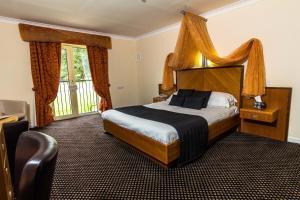 Padbrook Park Hotel, Szállodák  Cullompton - big - 16