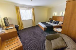 Padbrook Park Hotel, Szállodák  Cullompton - big - 11