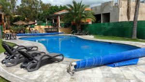 Casa en Hamacas-Ajijic, Prázdninové domy  Ajijic - big - 9