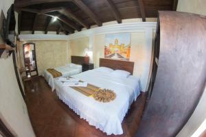 Hotel Uxlabil Antigua Антигуа-Гватемала