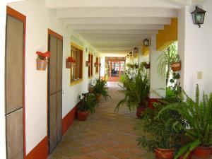 Quinta Cobos, Alloggi in famiglia  Tequisquiapan - big - 6
