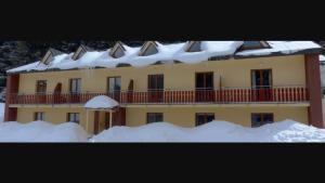 Apartman Luky Poustevník, Apartmanok  Pec pod Sněžkou - big - 2