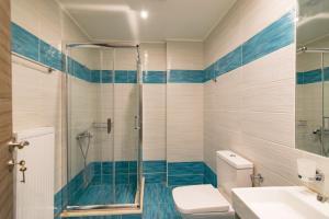 Blue Oyster Villas, Vily  Platanes - big - 28