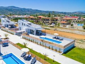 Blue Oyster Villas, Villas  Platanes - big - 31