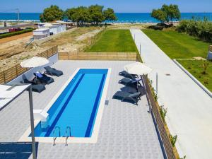 Blue Oyster Villas, Vily  Platanes - big - 32