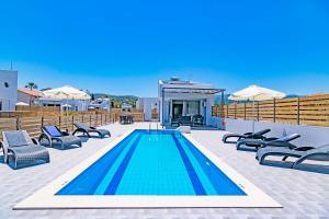Blue Oyster Villas, Vily  Platanes - big - 34