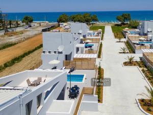 Blue Oyster Villas, Villas  Platanes - big - 45