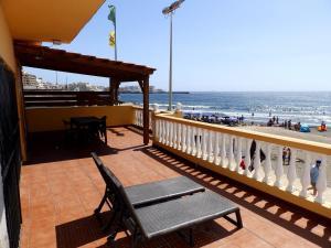 Casa playa medano, Ferienhäuser  El Médano - big - 27