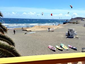 Casa playa medano, Ferienhäuser  El Médano - big - 28